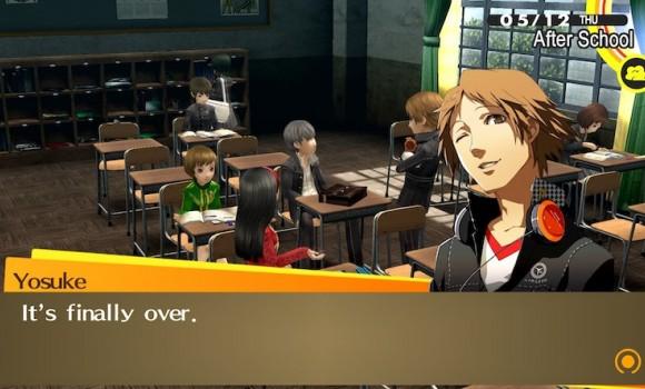 Persona 4 Golden Ekran Görüntüleri - 9
