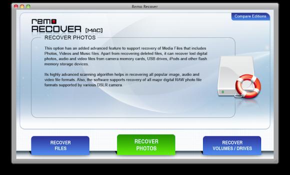Remo Recover Ekran Görüntüleri - 1