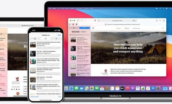 Safari Ekran Görüntüleri - 8