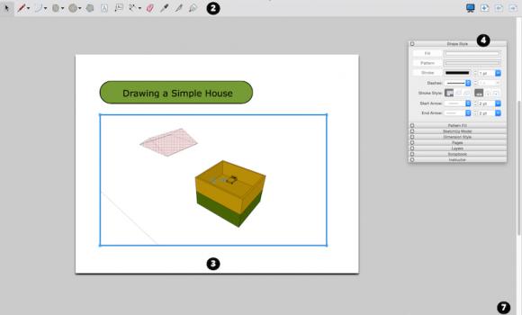 Google SketchUp Ekran Görüntüleri - 2