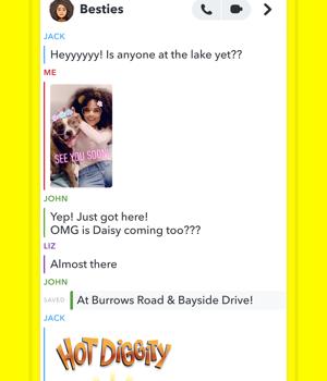 Snapchat Ekran Görüntüleri - 5