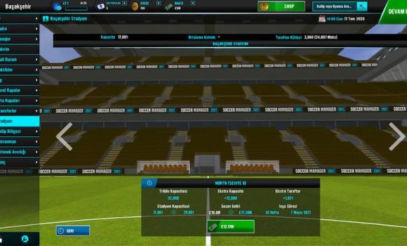 Soccer Manager 2021 Ekran Görüntüleri - 6