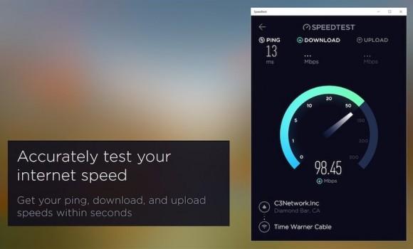 Speedtest.net Ekran Görüntüleri - 1