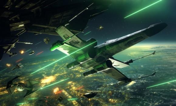 STAR WARS: Squadrons Ekran Görüntüleri - 2