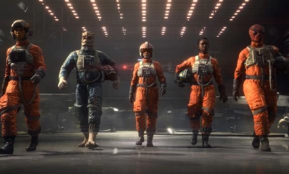 STAR WARS: Squadrons Ekran Görüntüleri - 6