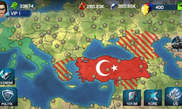 War Planet Online: Global Conquest Ekran Görüntüleri - 6