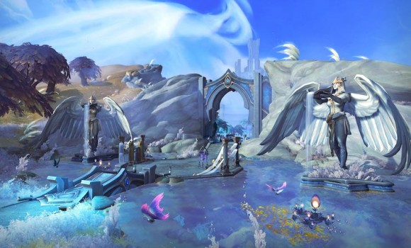 World of Warcraft: Shadowlands Ekran Görüntüleri - 10