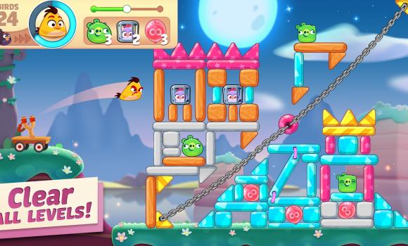 Angry Birds Journey Ekran Görüntüleri - 2