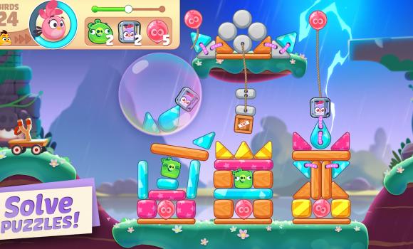 Angry Birds Journey Ekran Görüntüleri - 3