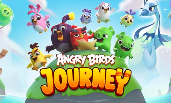 Angry Birds Journey Ekran Görüntüleri - 5