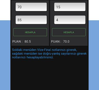 AÖF Plus Ekran Görüntüleri - 4