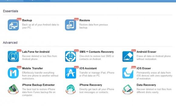 Coolmuster Android Assistant Ekran Görüntüleri - 2