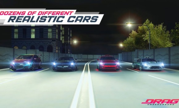Drag Racing: Underground City Racers Ekran Görüntüleri - 5