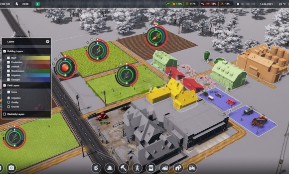 Farm Manager 2021: Prologue Ekran Görüntüleri - 7