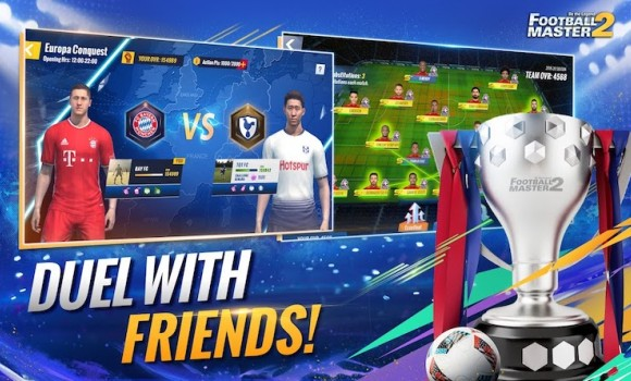 Football Master 2 Ekran Görüntüleri - 4