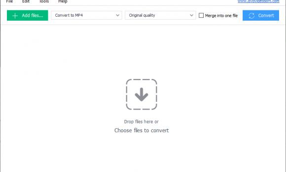 Free AVI Video Converter Ekran Görüntüleri - 1