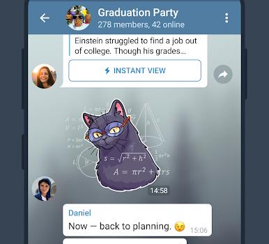 Telegram Messenger Ekran Görüntüleri - 5
