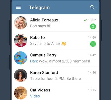 Telegram Messenger Ekran Görüntüleri - 7