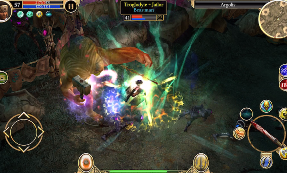 Titan Quest: Legendary Edition Ekran Görüntüleri - 1