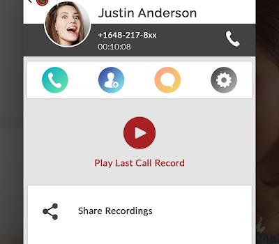 Auto Call Recorder Ekran Görüntüleri - 3