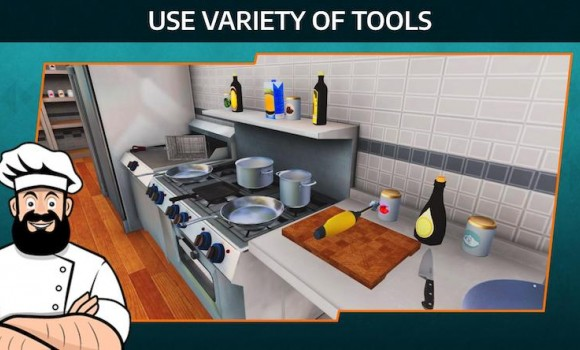 Cooking Simulator Ekran Görüntüleri - 1