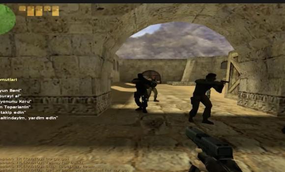 Counter Strike 1.6 Türkçe Yama Ekran Görüntüleri - 1