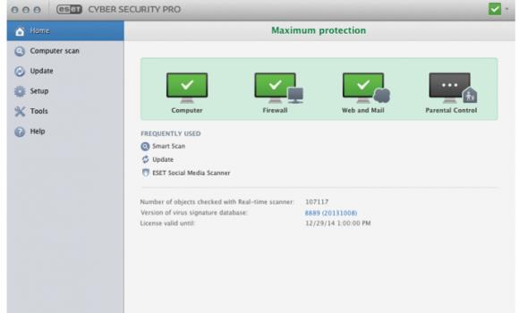 ESET Cyber Security Pro Ekran Görüntüleri - 2