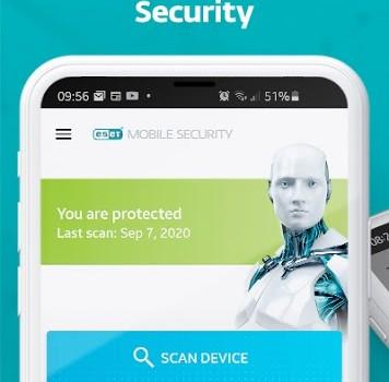 ESET Mobile Security & Antivirus Ekran Görüntüleri - 1