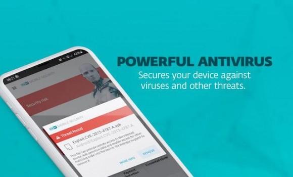 ESET Mobile Security & Antivirus Ekran Görüntüleri - 8