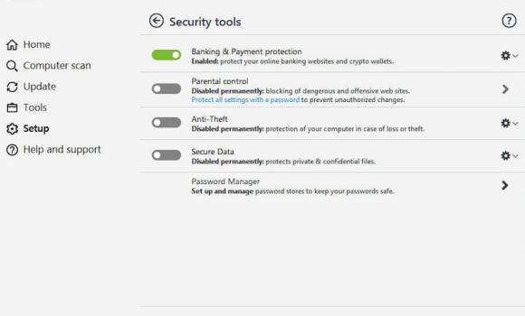 ESET Smart Security Premium Ekran Görüntüleri - 4