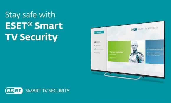 ESET Smart TV Security Ekran Görüntüleri - 1