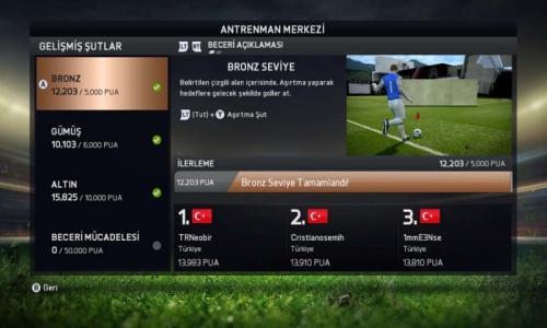 FIFA 15 Türkçe Yama Ekran Görüntüleri - 2