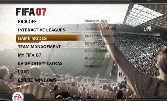 FIFA 2007 Ekran Görüntüleri - 1