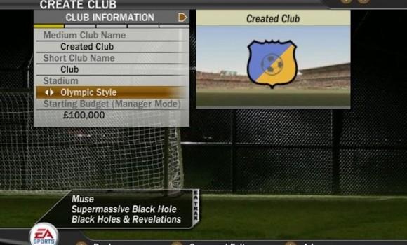 FIFA 2007 Ekran Görüntüleri - 3