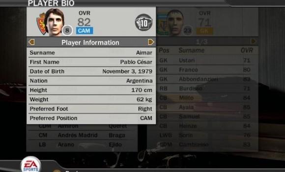 FIFA 2007 Ekran Görüntüleri - 4