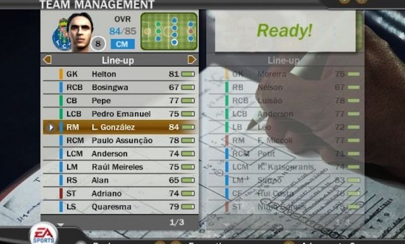 FIFA 2007 Ekran Görüntüleri - 5