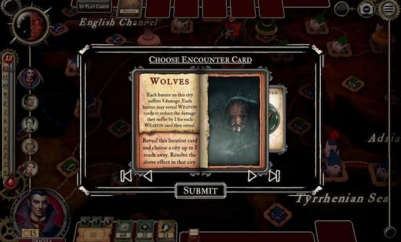 Fury of Dracula: Digital Edition Ekran Görüntüleri - 3