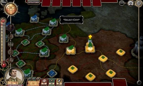Fury of Dracula: Digital Edition Ekran Görüntüleri - 9