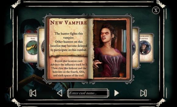 Fury of Dracula: Digital Edition Ekran Görüntüleri - 1