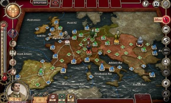 Fury of Dracula: Digital Edition Ekran Görüntüleri - 7