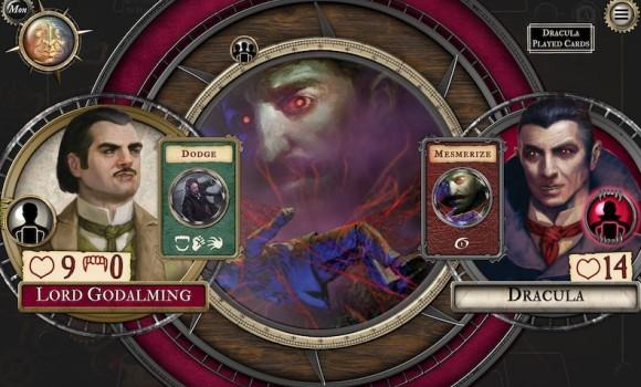 Fury of Dracula: Digital Edition Ekran Görüntüleri - 8