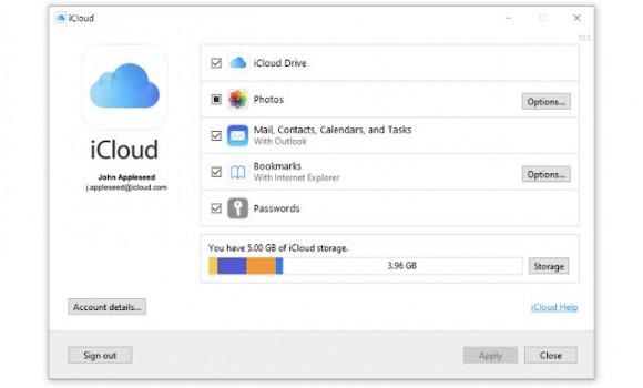 iCloud Passwords Ekran Görüntüleri - 2