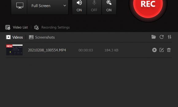 IObit Screen Recorder Ekran Görüntüleri - 5