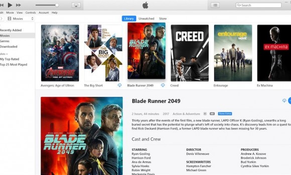 iTunes Ekran Görüntüleri - 4