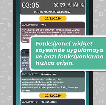 Notagenda Ekran Görüntüleri - 5