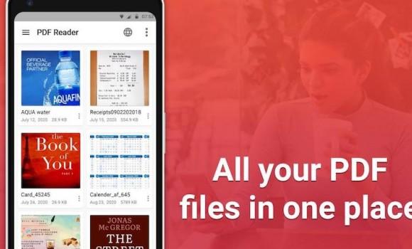 PDF Reader Free Ekran Görüntüleri - 3