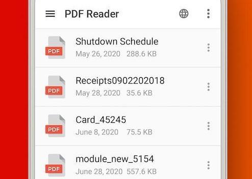PDF Reader Free Ekran Görüntüleri - 10