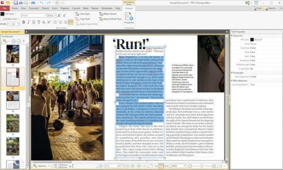 PDF-XChange Editor Ekran Görüntüleri - 7