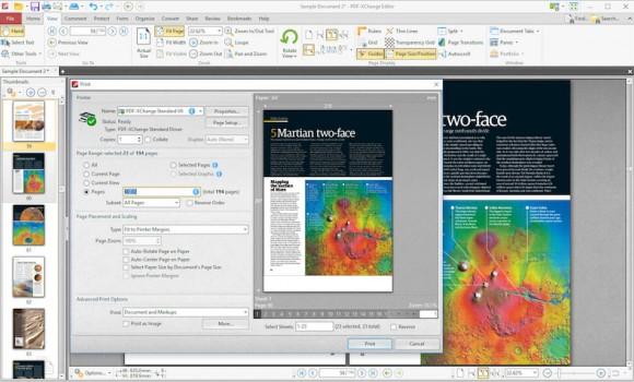 PDF-XChange Editor Ekran Görüntüleri - 8