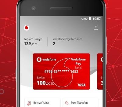 Vodafone Pay Ekran Görüntüleri - 1